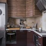 кухня 6 кв метров идеи декора