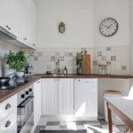 кухня 6 кв метров фото интерьер