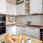 кухня 6 кв метров интерьер идеи