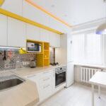 кухня 6 кв метров оформление идеи