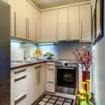 кухня 6 кв метров идеи оформление