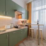 кухня 6 кв метров варианты фото