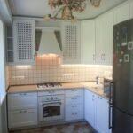 кухня 6 кв метров виды