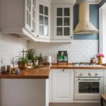 кухня 6 кв метров виды фото