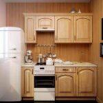 кухня 6 кв метров обзор