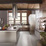 кухонный гарнитур для лофта