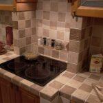 кухня из гипсокартона фото декора
