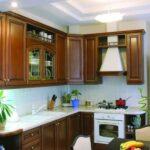кухня из гипсокартона интерьер