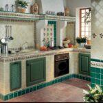 кухня из гипсокартона фото интерьера