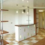кухня из гипсокартона фото оформление