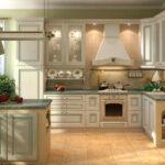 кухня из гипсокартона дизайн идеи
