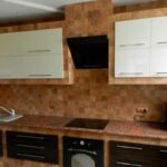 кухня из гипсокартона обзор