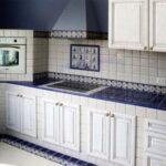 кухня из гипсокартона виды декора