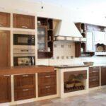 кухня из гипсокартона дизайн