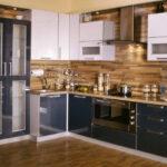 кухня из гипсокартона идеи дизайна