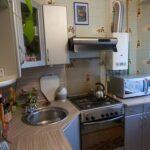 кухня с газовой колонкой идеи дизайна