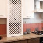 кухня с газовой колонкой фото оформления
