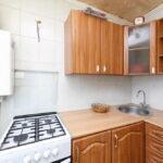 кухня с газовой колонкой оформление идеи