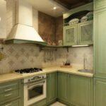 кухня с газовой колонкой идеи оформления