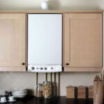 кухня с газовой колонкой фото варианты
