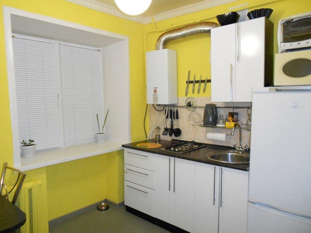 кухня с газовым котлом идеи