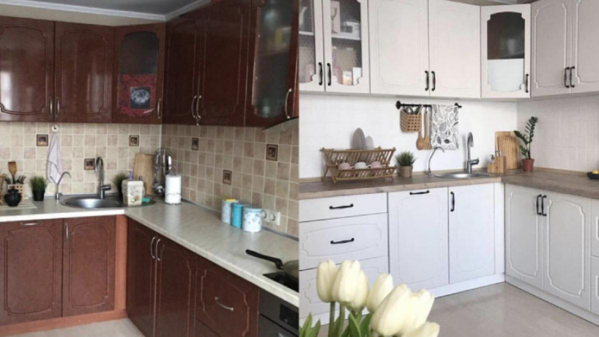 реставрации кухни