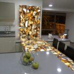 кухонная столешница интерьер
