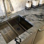 кухонная столешница интерьер фото