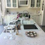 кухонная столешница интерьер идеи