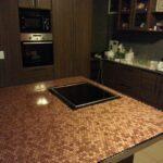 кухонная столешница оформление