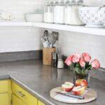 кухонная столешница виды