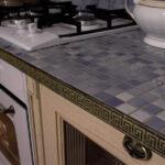 кухонная столешница фото виды