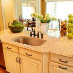 кухонная столешница виды дизайна