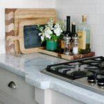 кухонная столешница виды декора