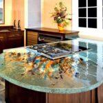 кухонная столешница фото дизайн