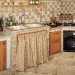 кухонная столешница фото дизайна