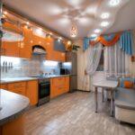 кухонный уголок фото оформление