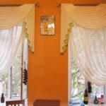 шторы оранж