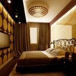 лампы в спальне над кроватью дизайн идеи