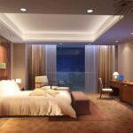 лампы в спальне над кроватью идеи варианты