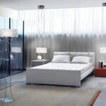 лампы в спальне над кроватью идеи