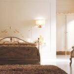 лампы в спальне над кроватью дизайн