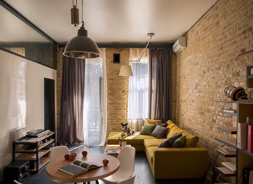 маленькая гостиная дизайн идеи
