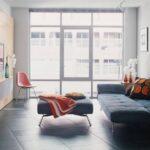 маленькая гостиная минимализм