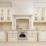 фасад кухни белый