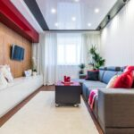 мебель для маленькой гостиной декор идеи