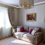 мебель для маленькой гостиной фото интерьер
