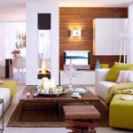 мебель для маленькой гостиной оформление фото