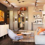 мебель для маленькой гостиной фото вариантов