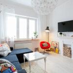 мебель для маленькой гостиной идеи вариантов
